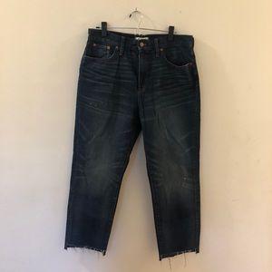 NWT Madewell The Perfect Vintage Jean Step-Hem